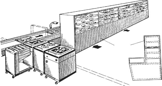 Установка подносов на транспортер при комплектации обедов элеватор кумертау официальный сайт